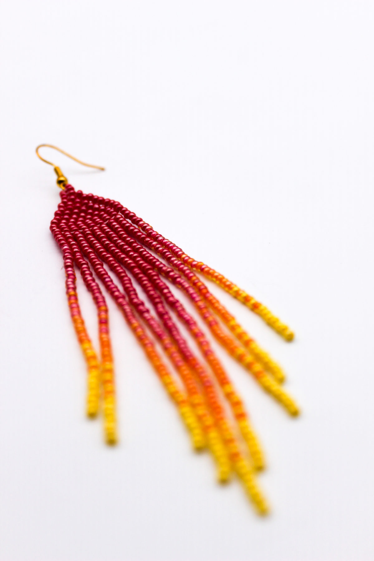 saint-cloud-tassel-earrings-orange