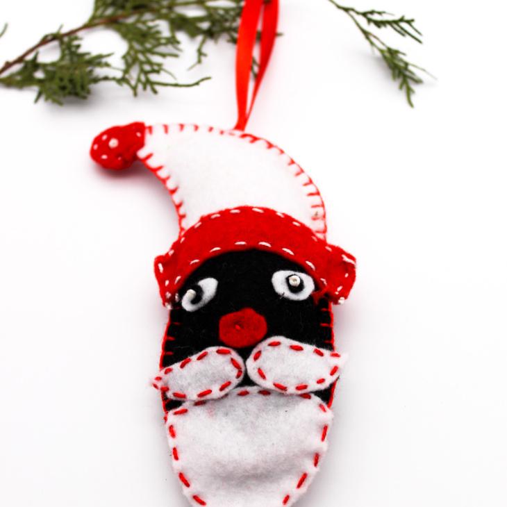 Santa-tree-decoration