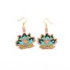 lotus-flower-earrings