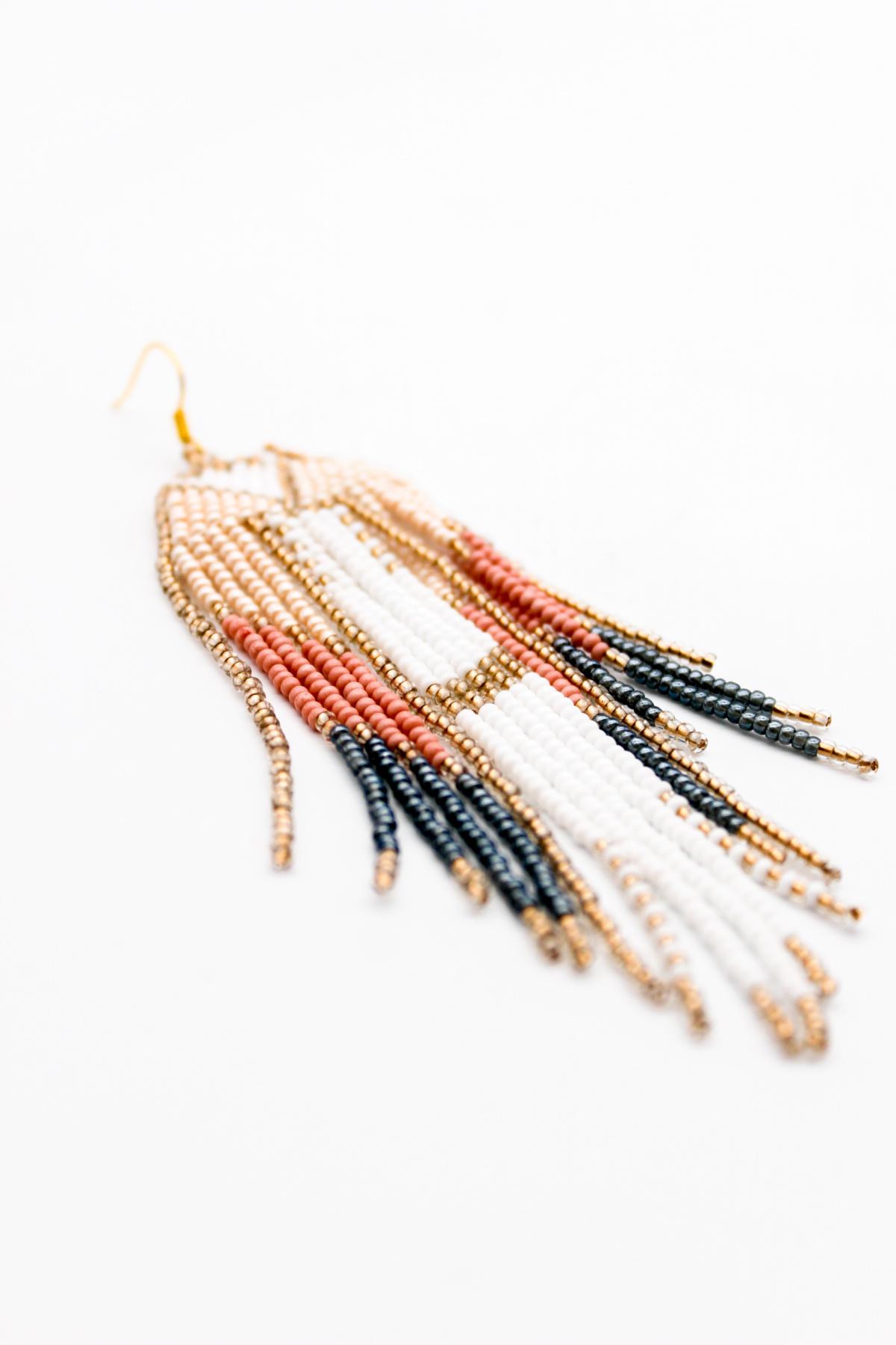 la maison rose earrings