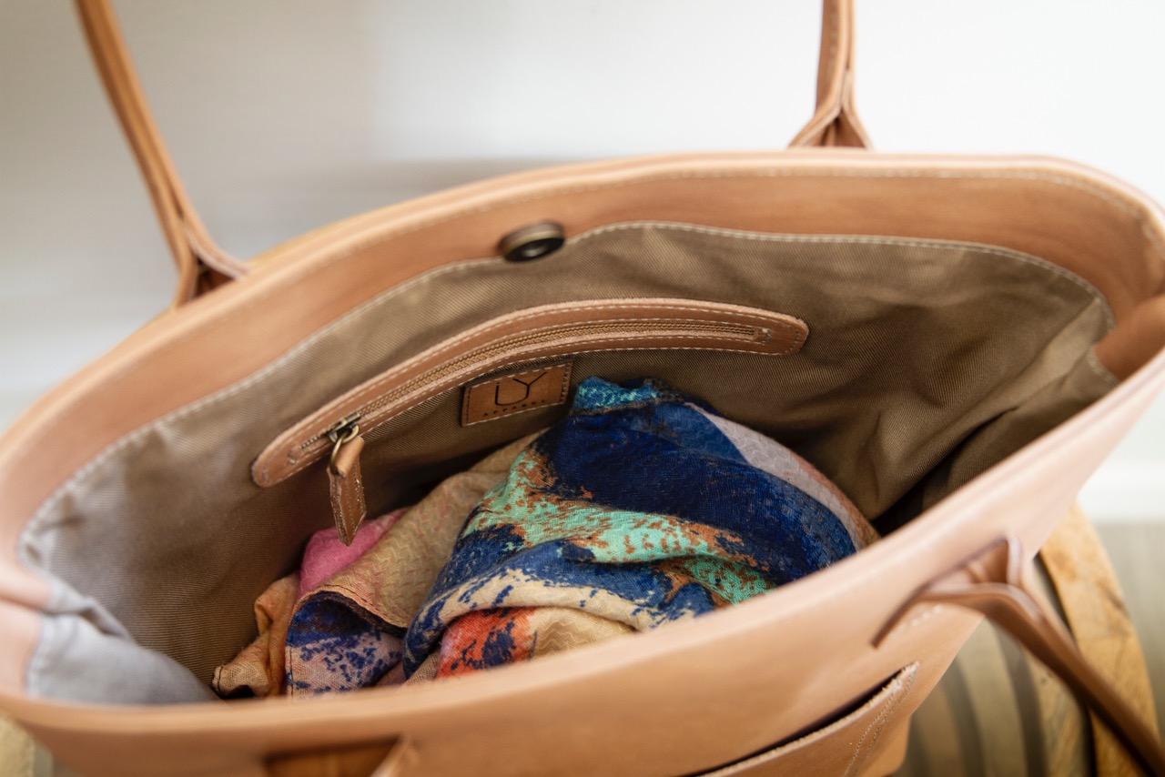 IY-Apparel-Leather-Sling-Bag-Inside