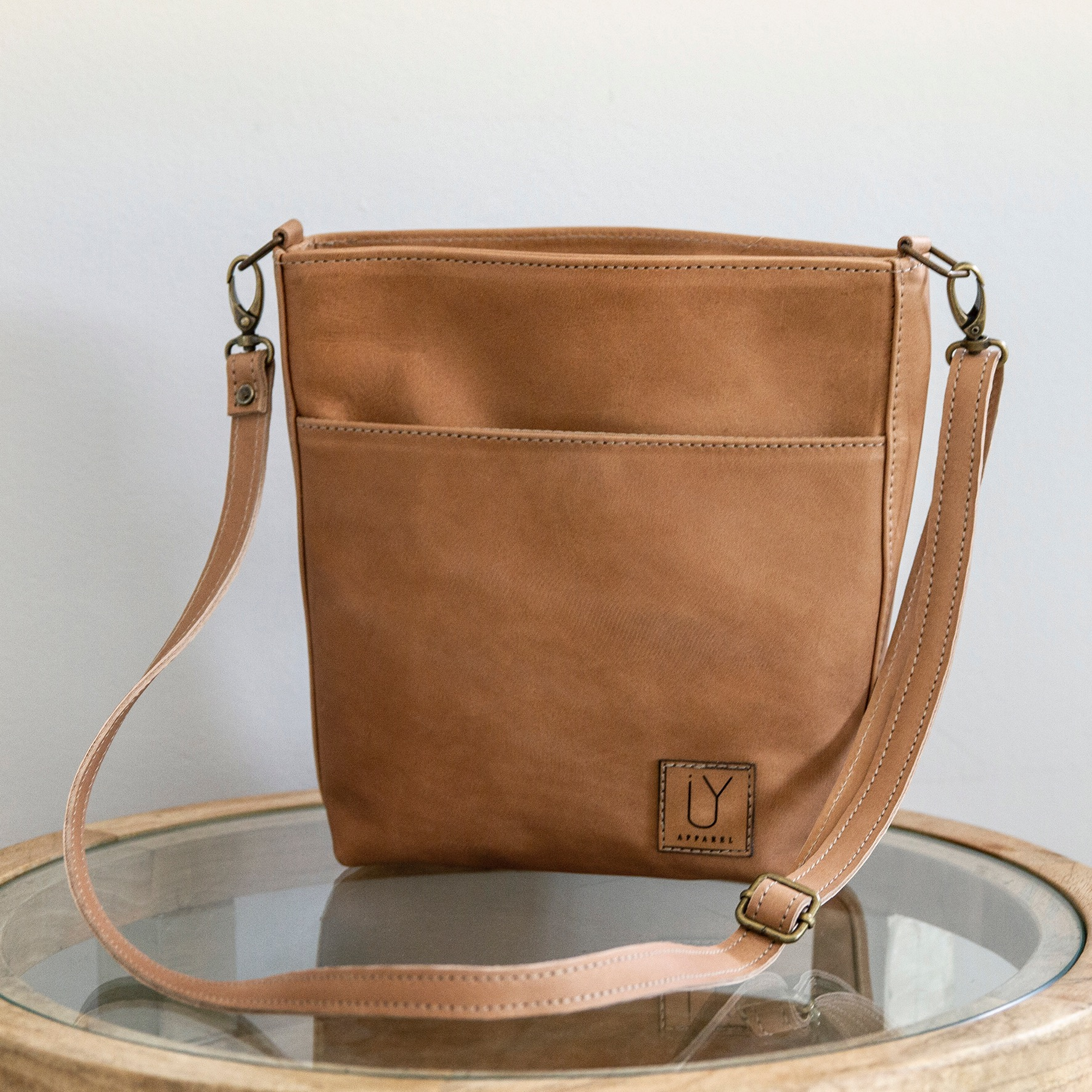 IY-Apparel-Leather-Sling-Bag-Front