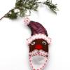 Santa-Fabric-Christmas-Decorations