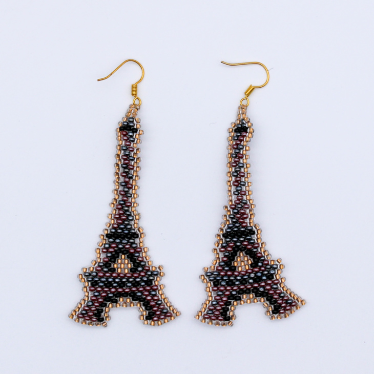 paris-beaded-earrings